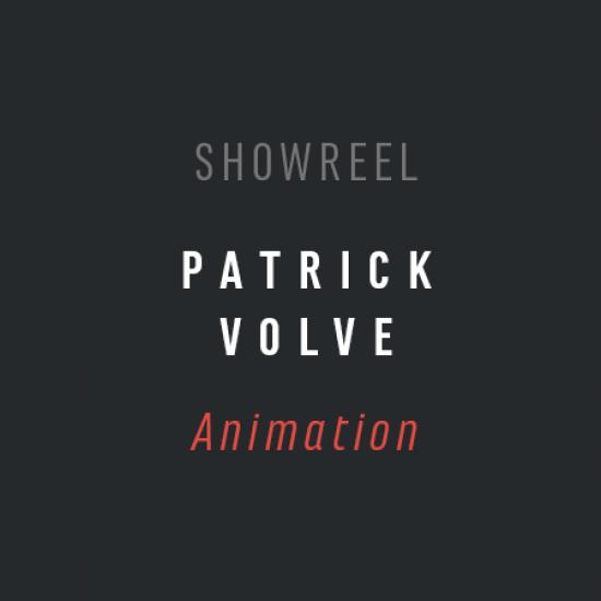 Patrick  Volve – Animation