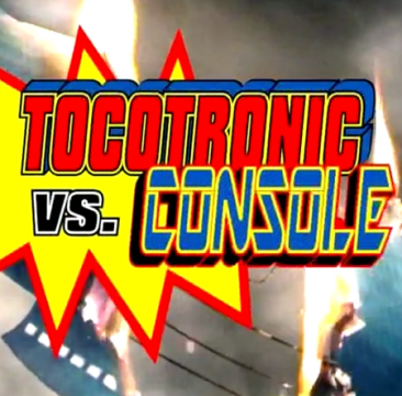 Tocotronic vs. Console